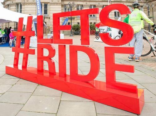 Let's Ride icon